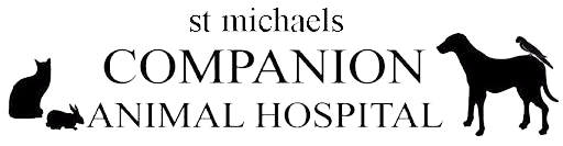 St. Michaels Companion Animal Hospital logo